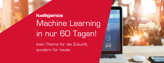 E-Book: Machine Learning in nur 60 Tagen!