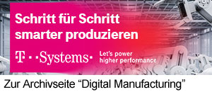 T-Systems Digital Manufacturing