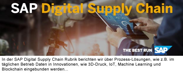 SAP Digital Supply Chain