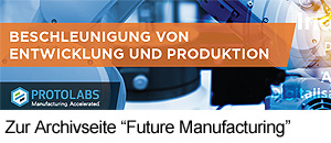 Protolabs Future Manufacturing