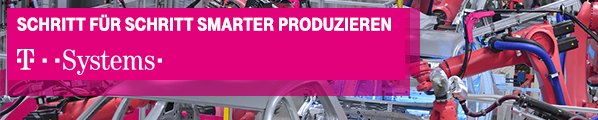 T-Systems Smart Factory Industrie 4.0