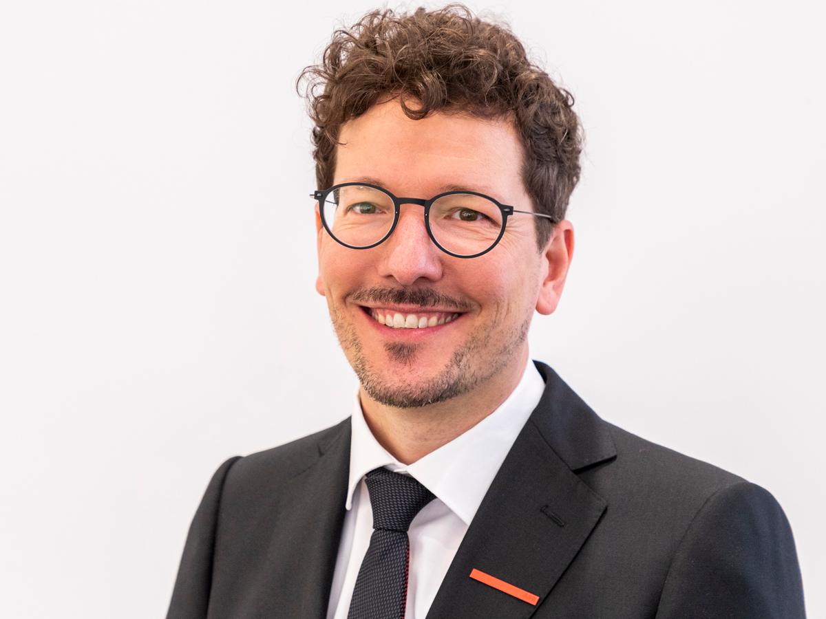 Armin Wallnöfer, Digital Leader Motion Deutschland bei der ABB Automation Products GmbH