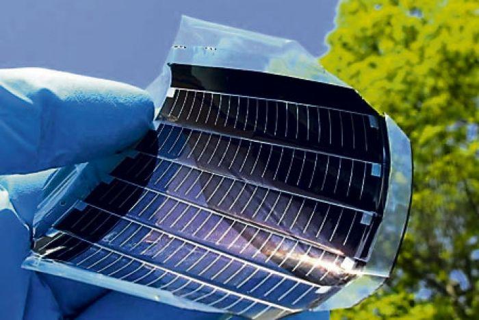 Solarzellen Flexibel