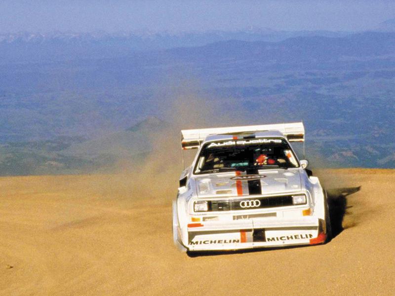 40 Jahre Fünfzylinder Motoren Bei Audi
