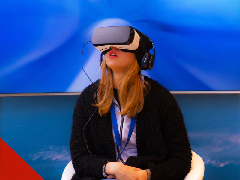 Virtual Reality,VR,CES