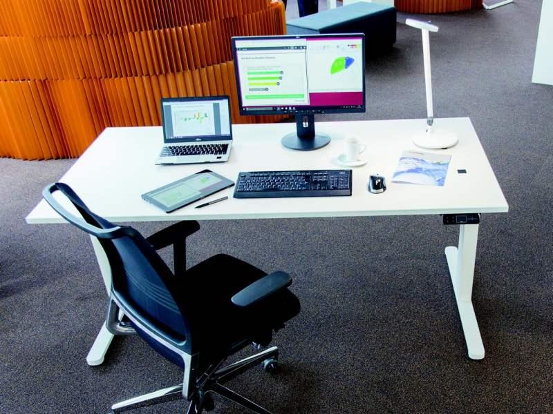 Fraunhofer: Future Work Lab