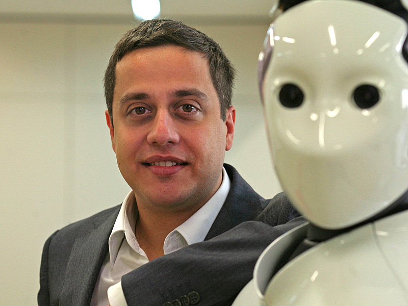 Pal Robotics, Francesco Ferro