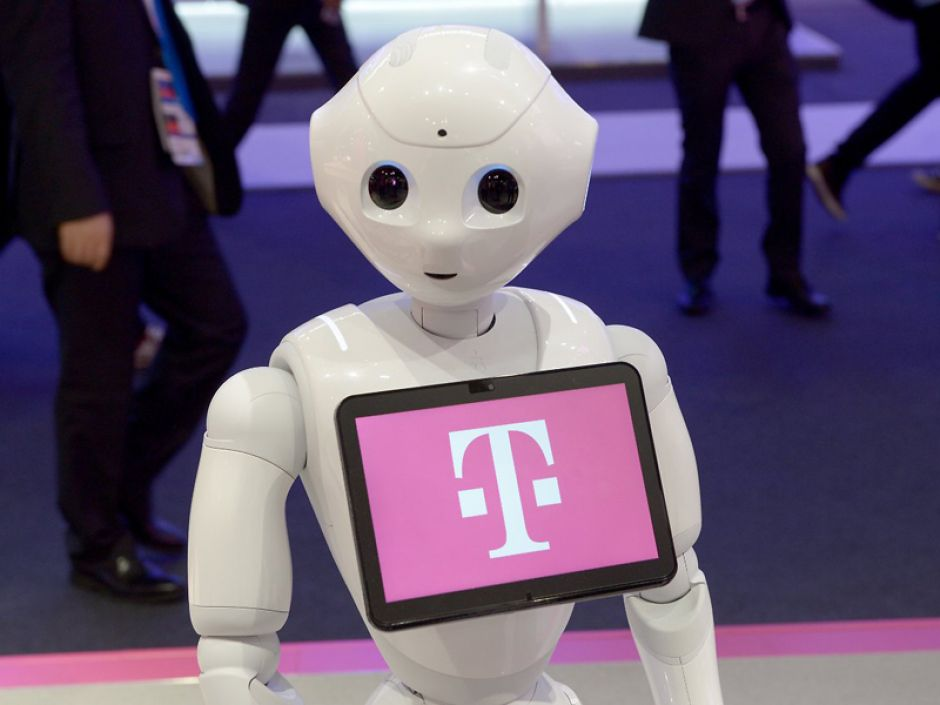 T-Systems Roboter
