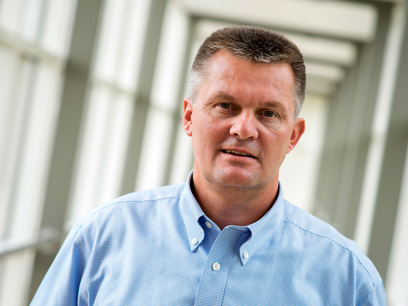 Thorbjorn U. Hansen, Vice President Global Operations bei Danfoss Drives