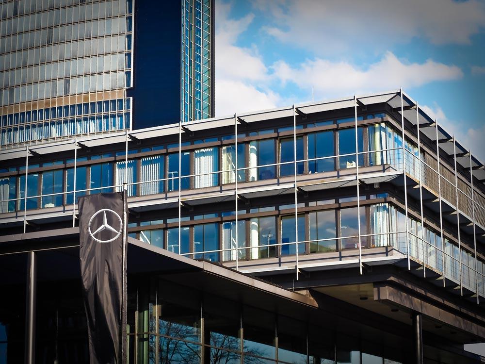 Mercedes Konzern