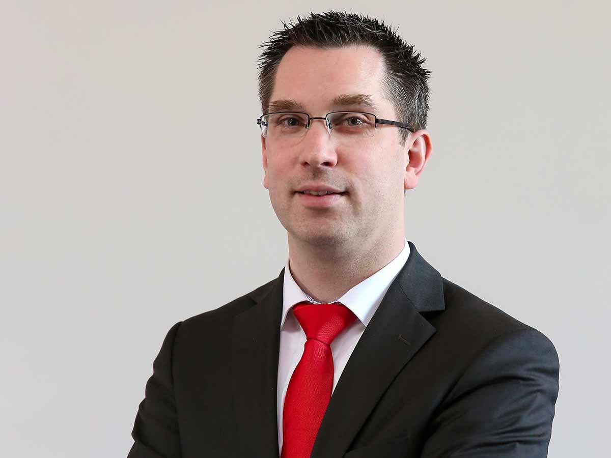 Kai Hesse, Leiter Produktmanagement, Toyota Material Handling: