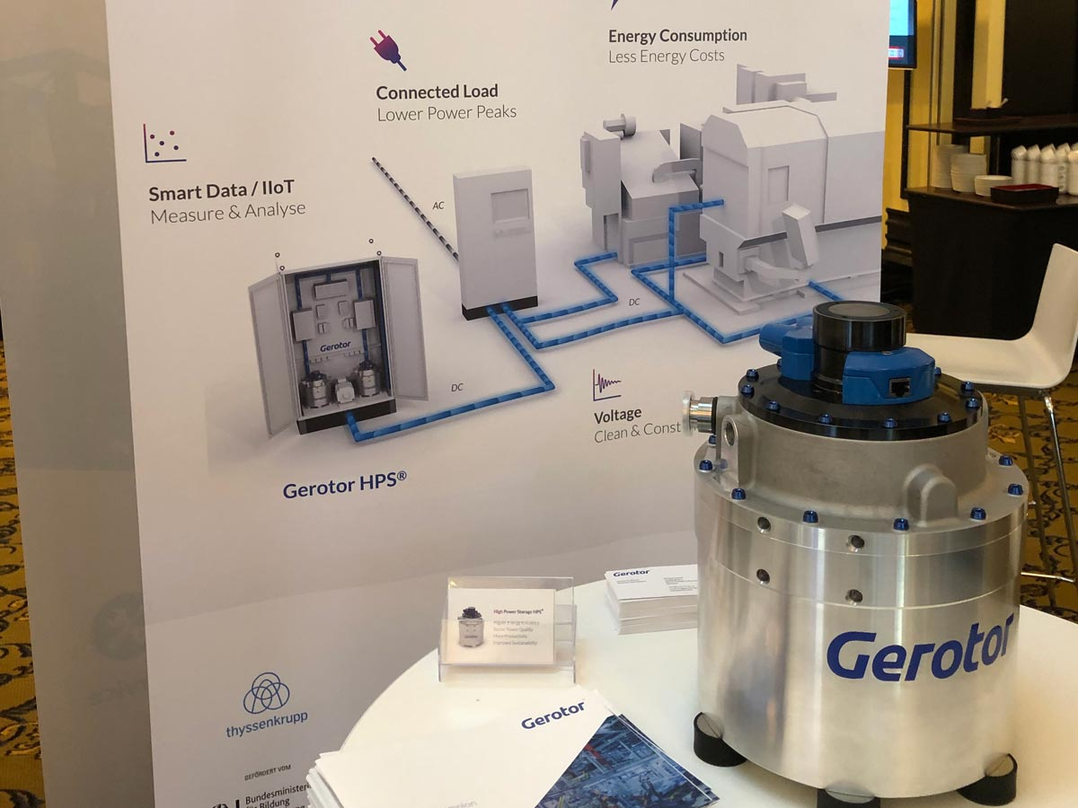 Gerotor HPS-System