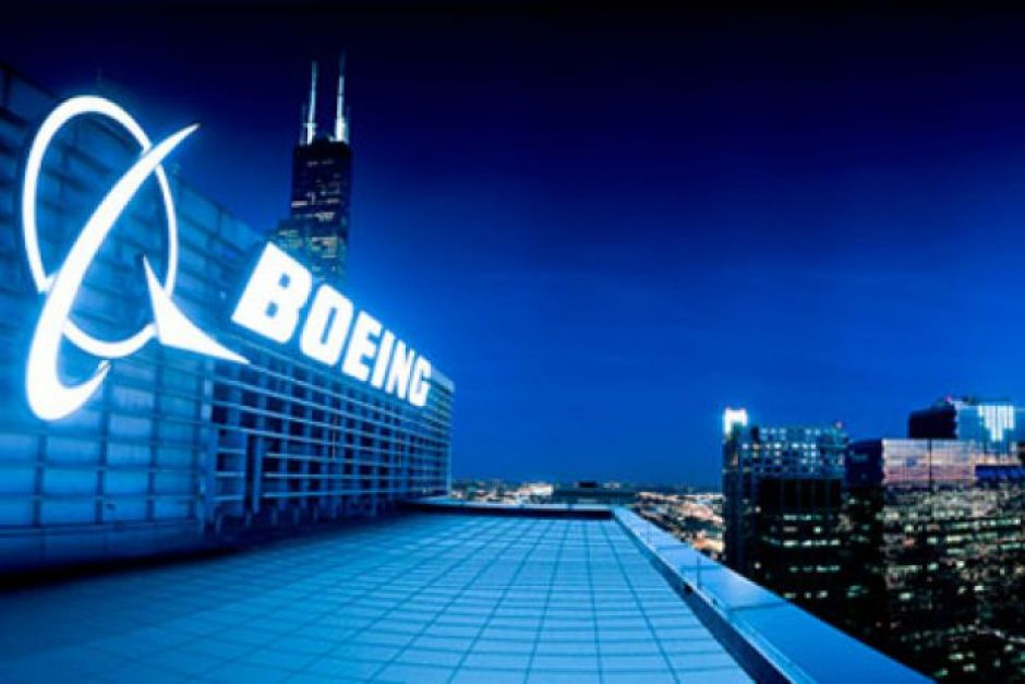 Boeing Headquarter